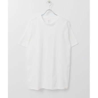 URBAN RESEARCH/アーバンリサーチ FSC USA Traditional Special T-Shirts WHITE S