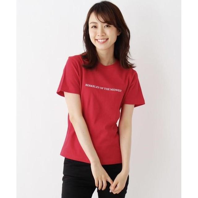 OPAQUE. CLIP/オペーク ドット クリップ 【GOOD ROCK SPEED別注】コットンベーシックTシャツ レッド(062) 38(M)