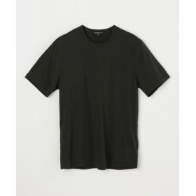 TOMORROWLAND/トゥモローランド リュクス ジャージークルーネックTシャツ MELJ3199 59 ダークグリーン 1(M)