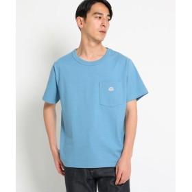 THE SHOP TK/ザ ショップ ティーケー タフTシャツ サックス(090) 04(LL)
