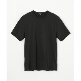 TOMORROWLAND/トゥモローランド リュクス ジャージークルーネックTシャツ MELJ3199 18 チャコールグレー 0(S)