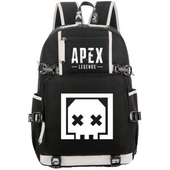 Apex legends リュック・バックパック カジュアルデイパック人気のスクールバッグ旅行バックパックトレッキングバックパックアウトドアスポーツデイパック (Color : A06, Size : 30 X 15 X 44cm)