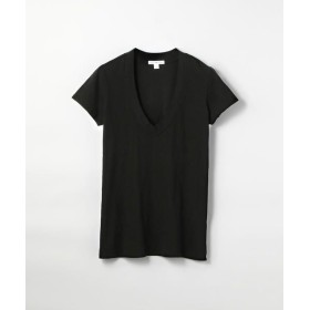 TOMORROWLAND/トゥモローランド ベーシック VネックTシャツ WMJ3930 ブラック 3(LL)