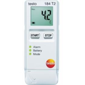 テストー 温度データロガ (1台) 品番:TESTO184T2