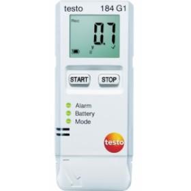 テストー 温度・湿度・衝撃用データロガ (1台) 品番:TESTO184G1