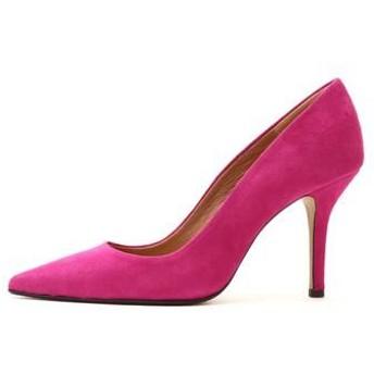 PINKY & DIANNE/ピンキーアンドダイアン カラーパンプス ピンク S