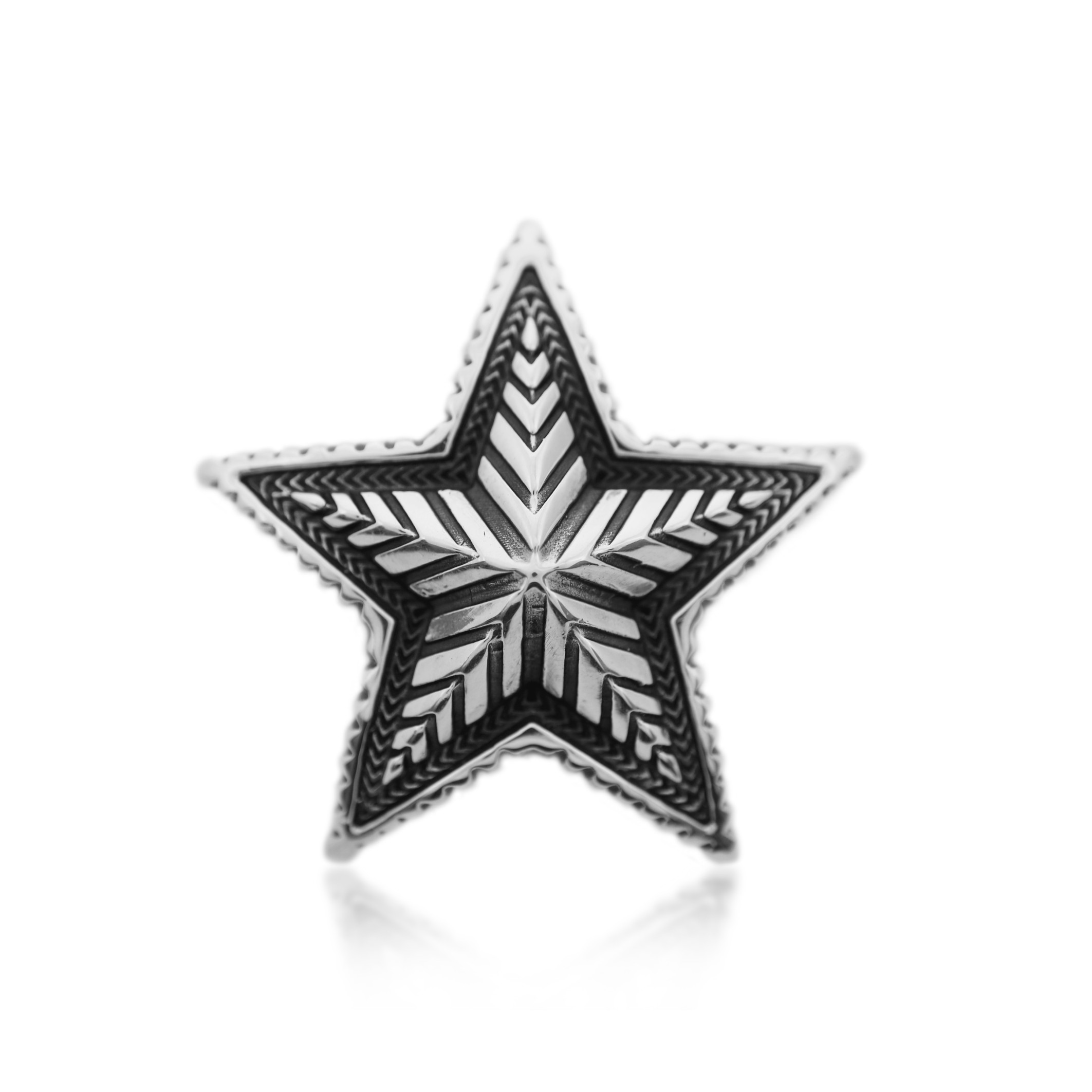 BIG DEPP STAR PENDANT  [USD $730]