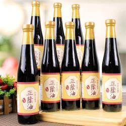 欣泰-黑豆釀造壺底醬油嚐鮮組