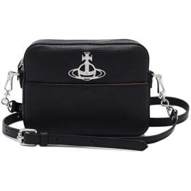 [ヴィヴィアンウエストウッド] ショルダーバッグ 43030053 41082 Rachel Crossbody bag レディース (N401 ブラック) [並行輸入品]