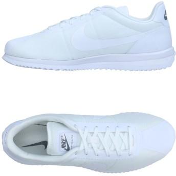 《セール開催中》NIKE メンズ スニーカー&テニスシューズ(ローカット) ホワイト 7 ゴム / 紡績繊維