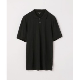 TOMORROWLAND/トゥモローランド リュクス ジャージーポロシャツ MELJ3293 18 チャコールグレー 1(M)