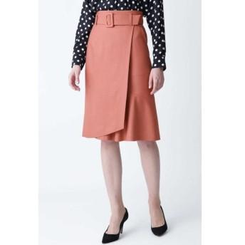 PINKY & DIANNE/ピンキーアンドダイアン アシンメトリーマーメイドスカート ピンクアーモンド3 36