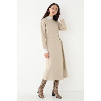 【50%OFF】 シェルターセレクト ベルトワンピース(Belted Dress)/ドレス レディース BEG FREE 【SHEL'TTER SELECT】 【セール開催中】