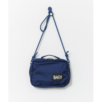 URBAN RESEARCH/アーバンリサーチ BACH ACCESSORY BAG M RS BLUE/BK -