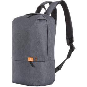 ホットセール XM 10L Backpackageカラフルなユニセックスレジャースポーツチェストパックトラベルバッグ、サポート盗難防止/防水機能レジャーバッグ (色 : Grey)
