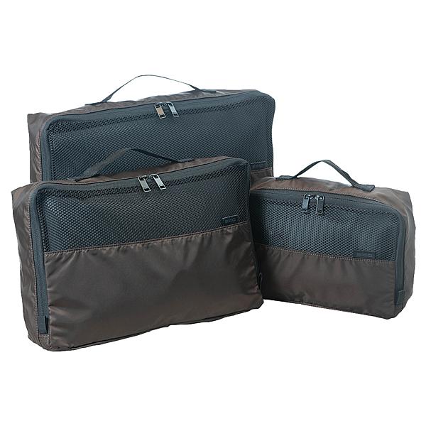 24期零利率 AXIO 3-Piece storage bags 三件式旅遊衣物收納組 (AAS-2776)