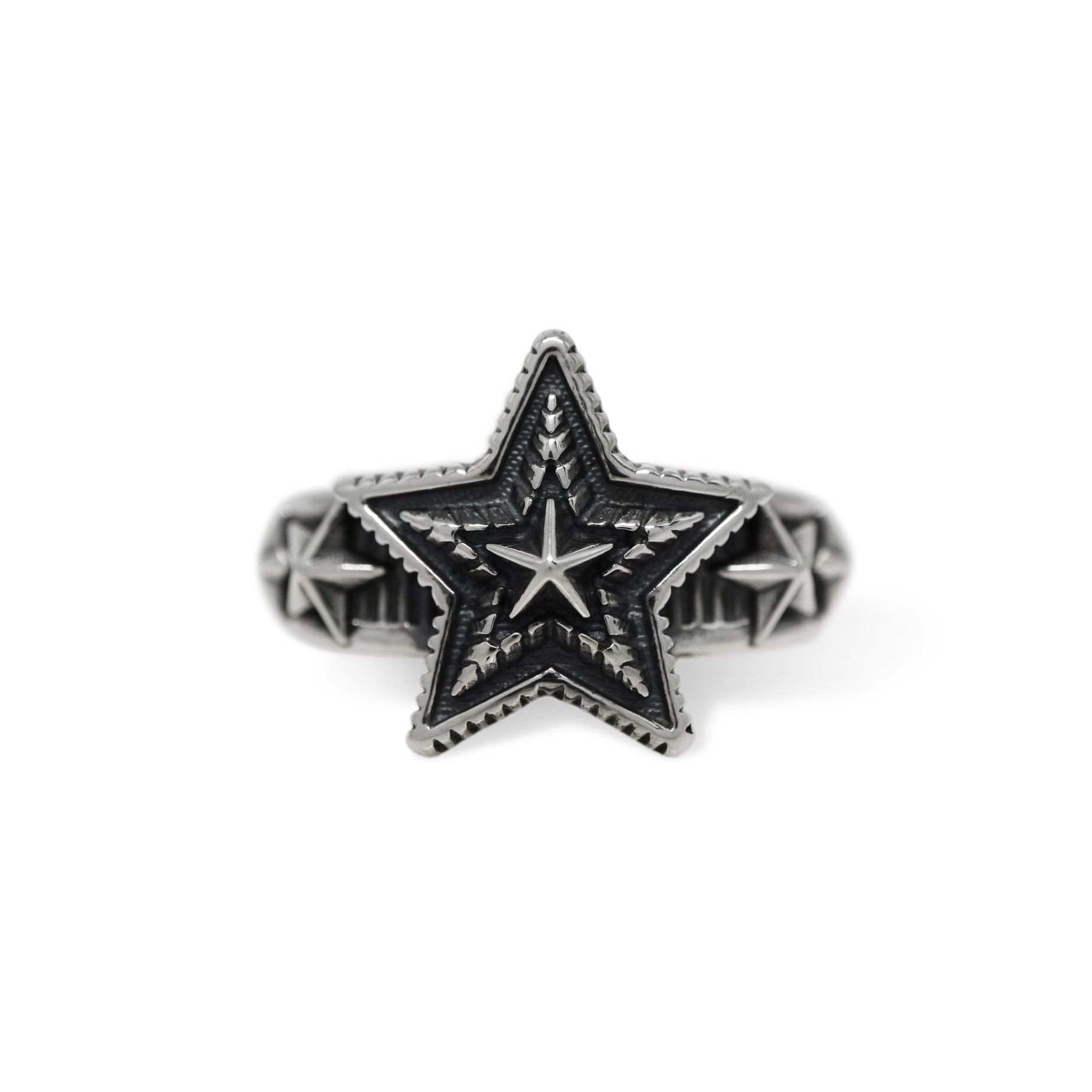COMBO STAR RING [USD $730]
