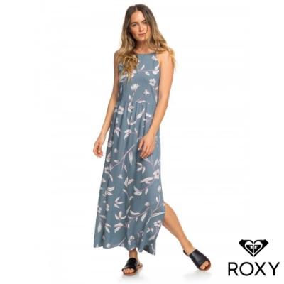 【ROXY】 CAPRI SUNSET 洋裝  灰藍