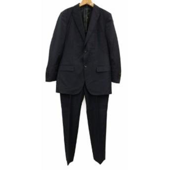 美品 グッチ ピークドラペル 2Bスーツ メンズ SIZE 7-46R (M) GUCCI 中古
