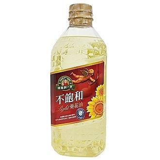 桂格 得意的一天 不飽和葵花油 1.58L【康鄰超市】