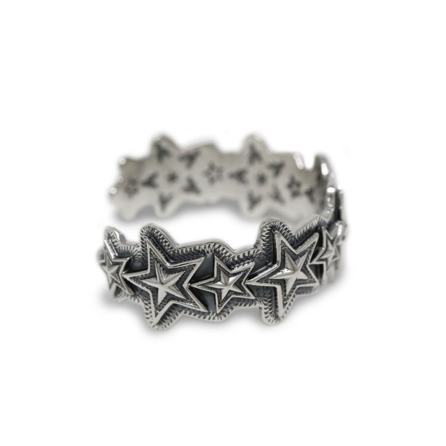 2 EXTRA SMALL & SMALL STAR CUFF  [USD $1650]