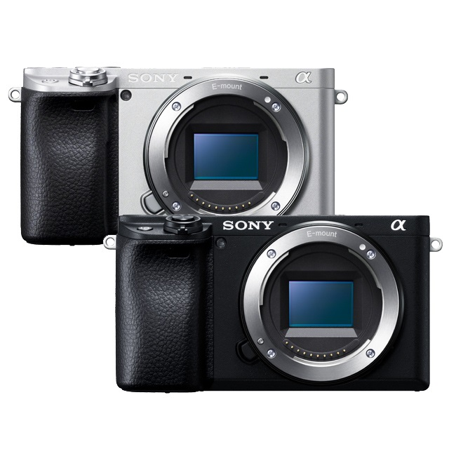 SONY 單眼相機 A6400 單機身(公司貨) ILCE-6400 A6400  限量贈電池+32G高速卡+吹球清潔組+保護貼