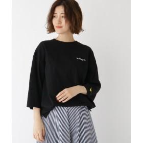 BASE CONTROL LADYS(ベース コントロール レディース) MARK GONZALES マークゴンザレス 別注 七分袖 Tシャツ