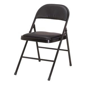 橋牌黑色椅