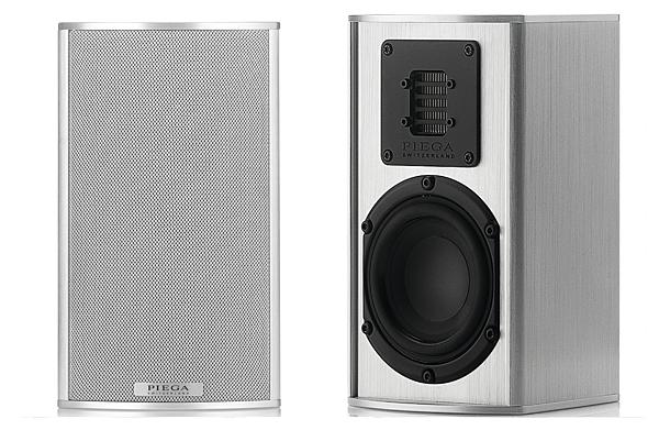 瑞士 PIEGA TMicro 40 AMT 書架型揚聲器/對 新竹桃園名展音響專賣店