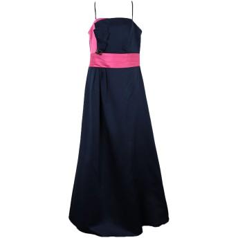 《セール開催中》CARLO PIGNATELLI レディース ロングワンピース&ドレス フューシャ 46 ポリエステル 100%