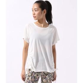 ナージー/トリアセTシャツ/ホワイト/F