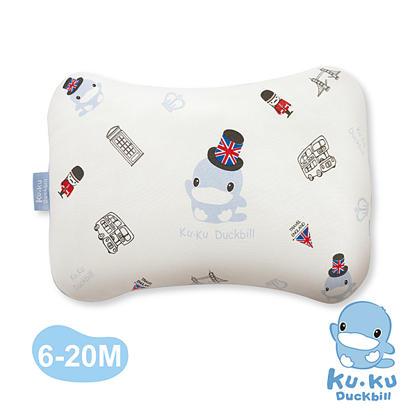 KUKU酷咕鴨3D雙面透氣四季枕