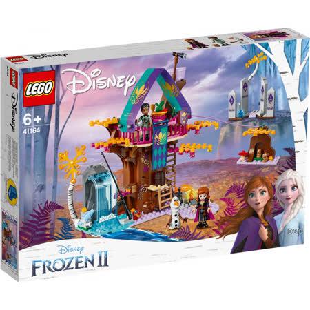 樂高 LEGO 迪士尼公主系列 LT41164 魔法樹屋