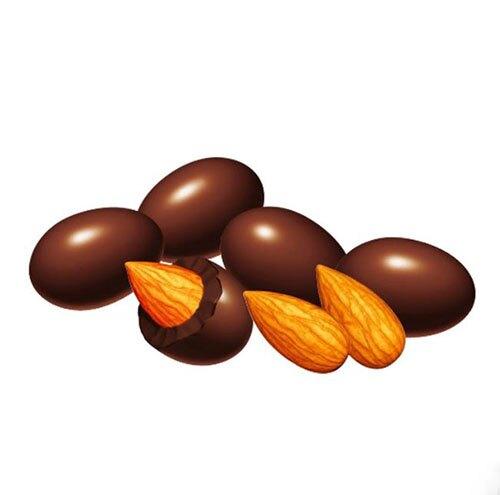 明治杏仁巧克力袋裝 1000公克