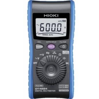 HIOKI デジタルマルチメータ (1台) 品番:DT4224