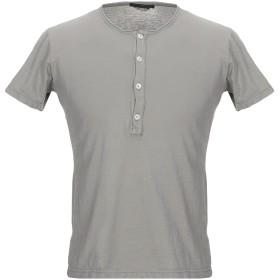 《セール開催中》DANIELE ALESSANDRINI HOMME メンズ T シャツ グレー M コットン 100%