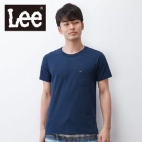 メンズ ロゴポケットTシャツ【M~XL】