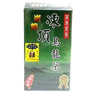莍莍 凍頂烏龍茶(盒) 300g【康鄰超市】