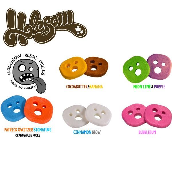 【Holesom】Longboard (滑板長板/ 交通板/ 膠通板/ 滑板) 手套專用滑塊(含香味)