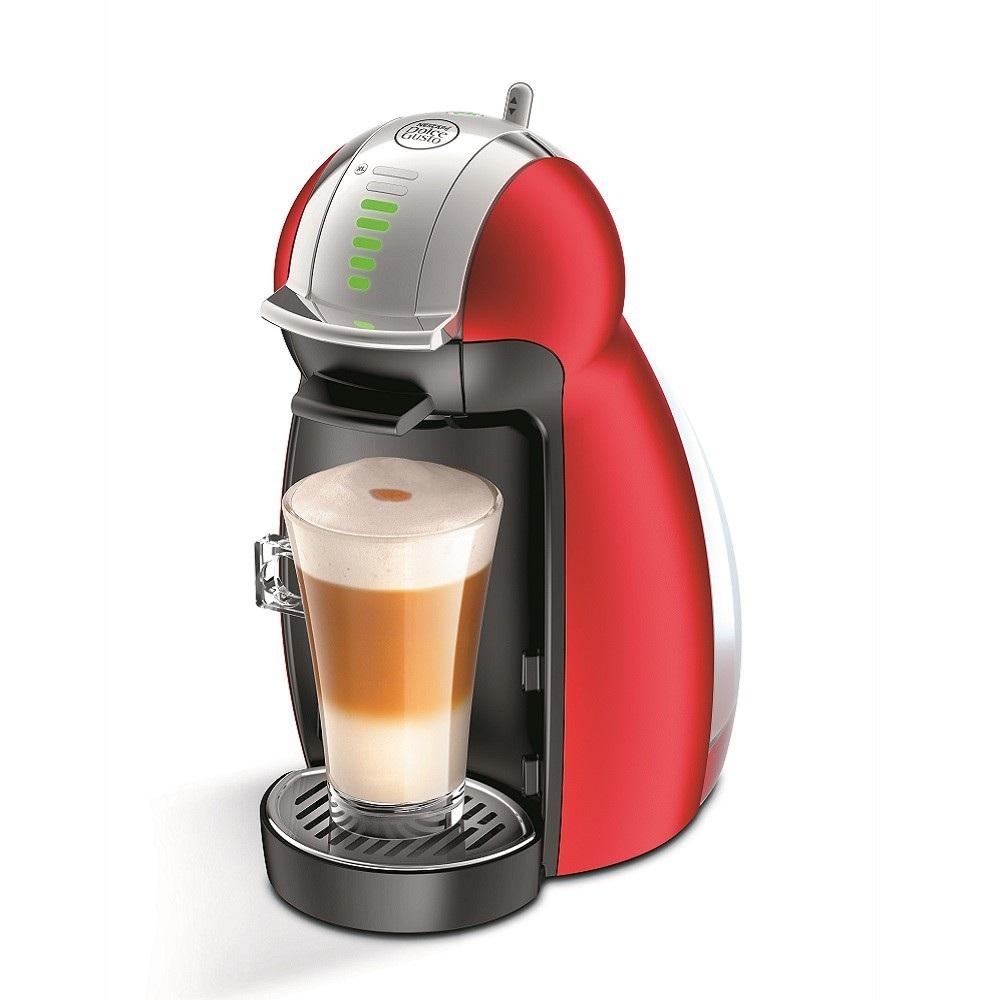 109/8/31前限量贈即期膠囊 雀巢 DOLCE GUSTO 膠囊咖啡機 Genio2 (型號:9771) - 星夜紅  (已無贈送試飲盒)