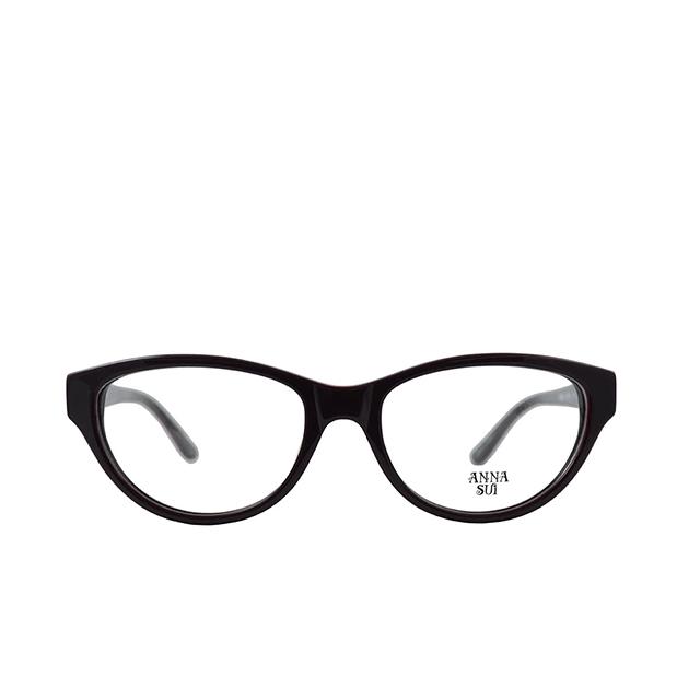 【ANNA SUI】安娜蘇 雙生玫瑰花語光學眼鏡(紅玫瑰) AS588-701