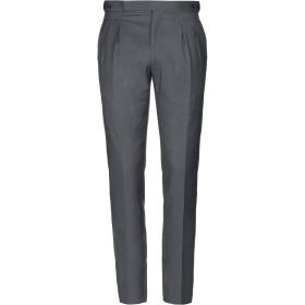 《セール開催中》TAGLIATORE メンズ パンツ グレー 48 スーパー110 ウール 100%