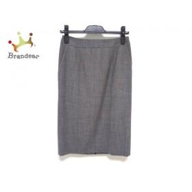 マッキントッシュ MACKINTOSH スカート サイズ36 S レディース 美品 黒×白 新着 20191217