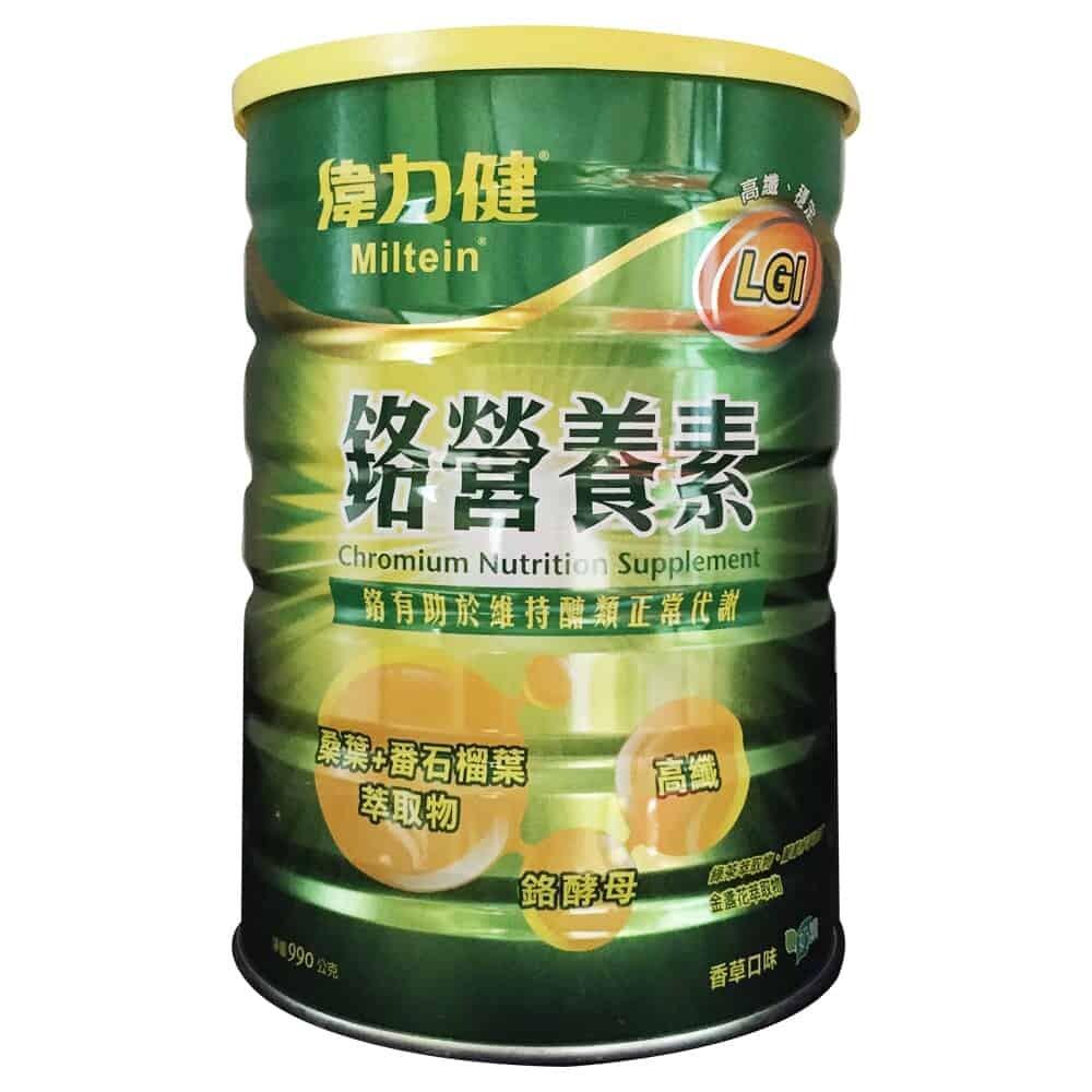 三多 偉力健 鉻營養素990g/瓶