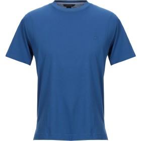 《セール開催中》BROOKS BROTHERS メンズ T シャツ ブルー S コットン 100%