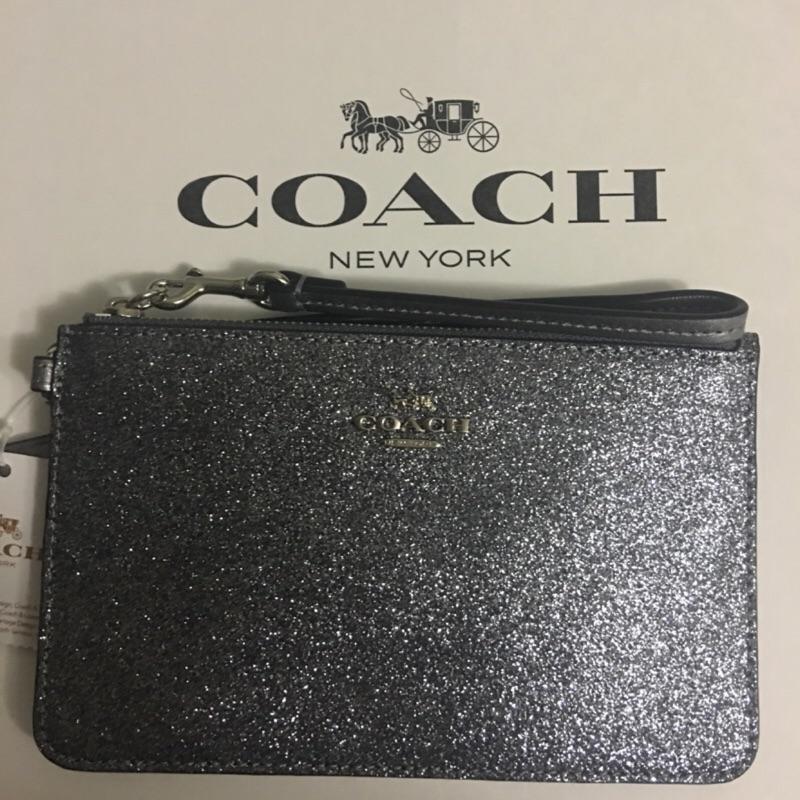 Coach 單層手拿包