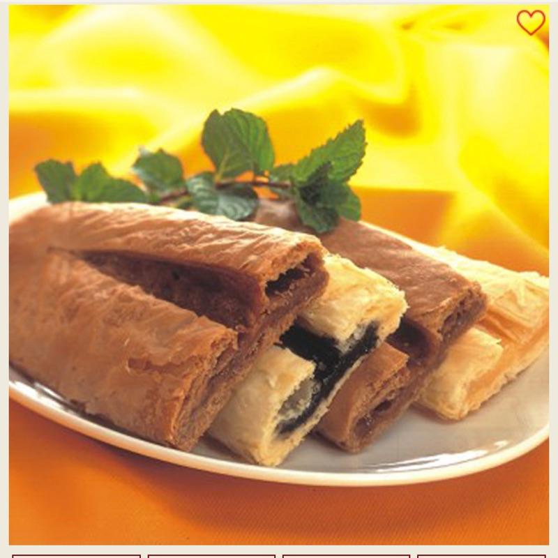 宜蘭餅 軟式牛舌餅 宜蘭名產
