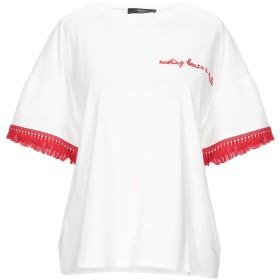 《セール開催中》WEEKEND MAX MARA レディース T シャツ ホワイト XS コットン 100%