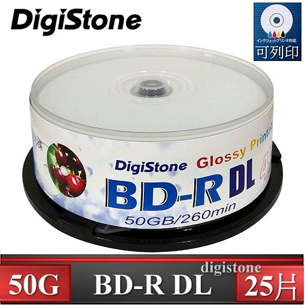 DigiStone A+ 藍光 4X 50GB 亮面相片 25片