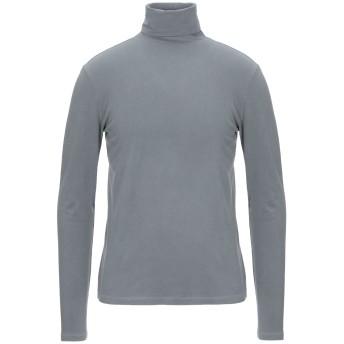 《セール開催中》MAJESTIC FILATURES メンズ T シャツ ライトグレー M コットン 94% / ポリウレタン 6%